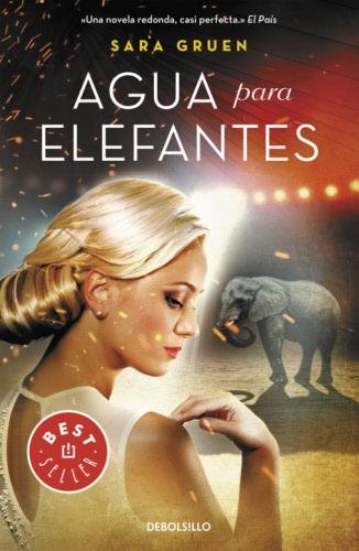 Agua para elefantes - Sara Gruen AguaparaelefantesB1
