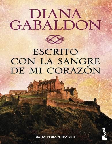 Escrito con la sangre de mi corazón - Diana Gabaldon EscritoconlasangredemicorazonB