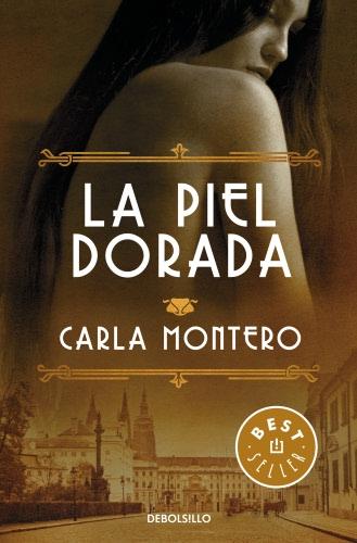 La piel dorada - Carla Montero LapieldoradaB