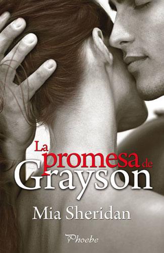 Mejor portada de romántica de 2017 LapromesadegraysonG