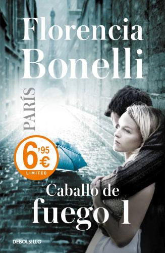 Caballo de fuego: París - Florencia Bonelli ParisB