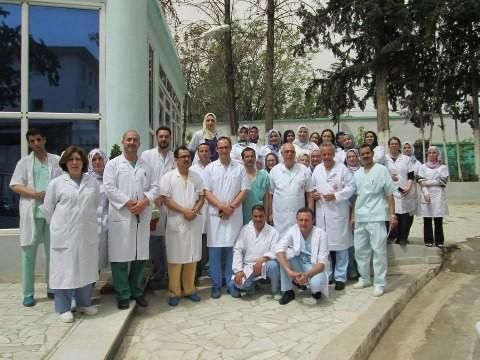 Site du service de chirurgie pédiatrique du CHU Constantine Ai718-CHIR_PED_BECMEUR