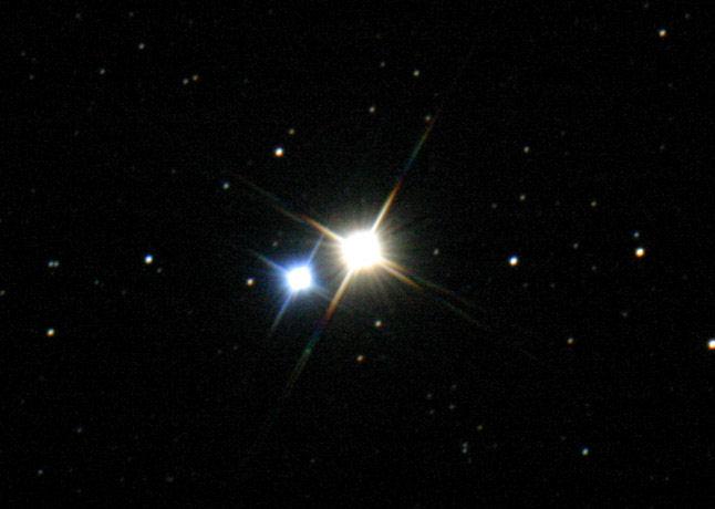 2ª Aula de Astronomia Albireo