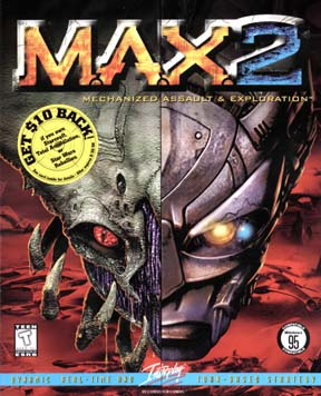 M.A.X.: Mechanized Assault and Exploration (1 et 2) Max2