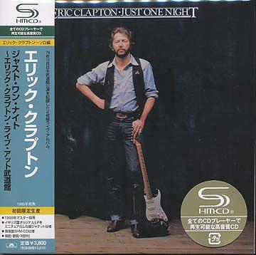 Eric Clapton unplugged UICY-93637