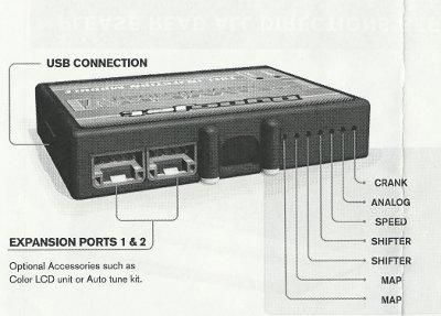 [TUTO] Installation Et Configuration Shifter Dynojet. Pcvmod6