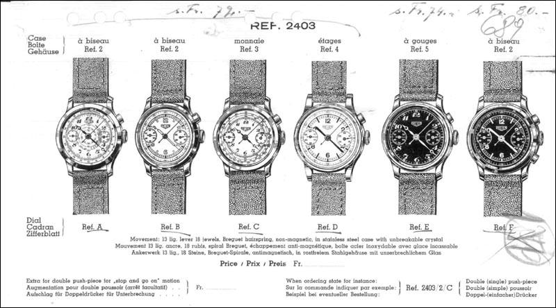 Montres de bord d'avion, sous-marin, tank, voiture, camion, bus ... - Page 2 Heuer_extra_1937_M1