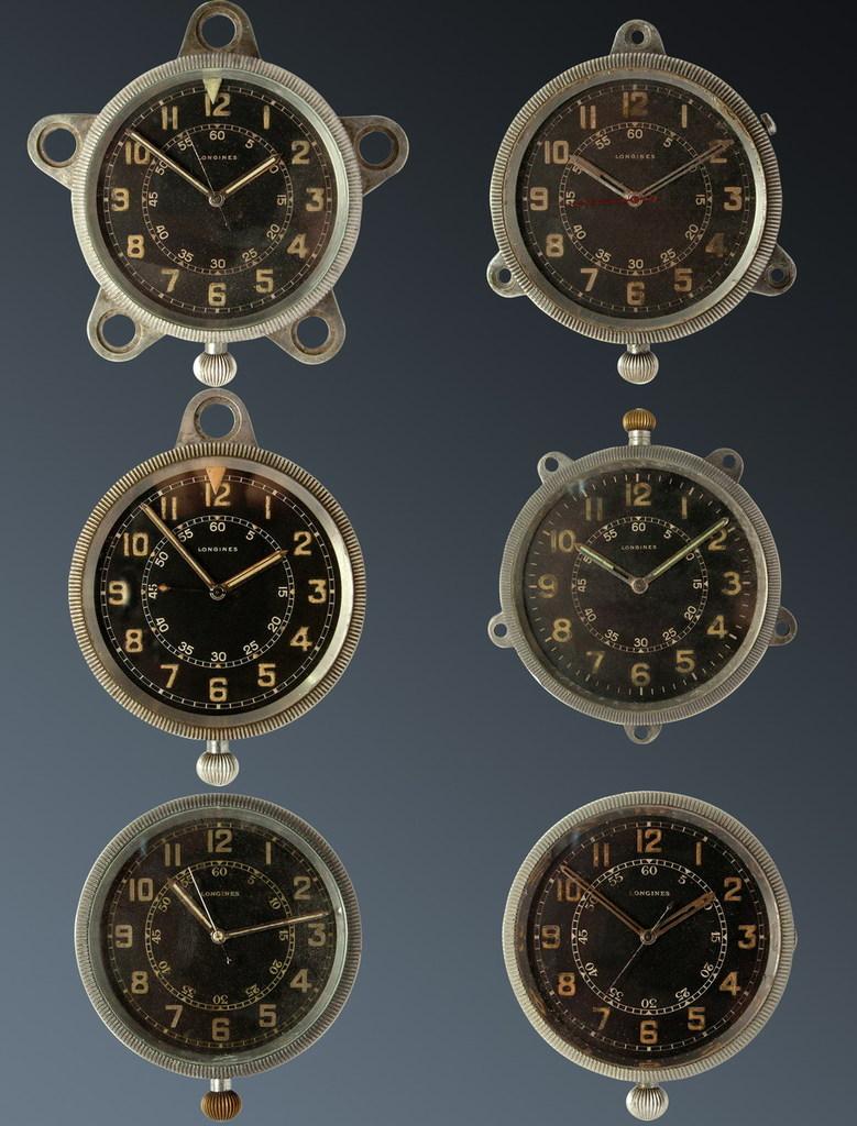 Montres de bord d'avion, sous-marin, tank, voiture, camion, bus ... - Page 2 Longines_aeronava_3_knirim