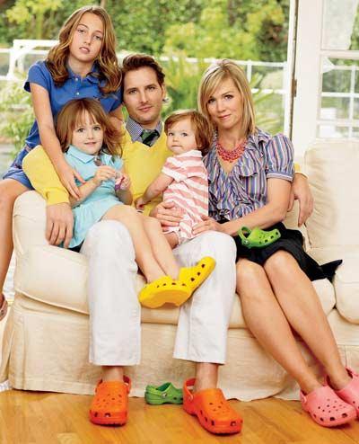 CREPUSCULO ( La Peli) Peter_facinelli_family