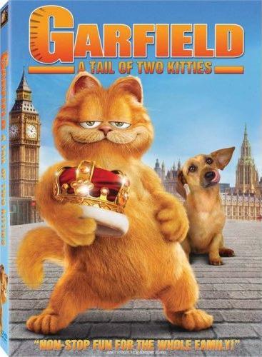 Garfield 2 - A Tale Of Two Kitties: Mèo ú siêu quậy Garfield-A-Tail-of-Two-Kitties