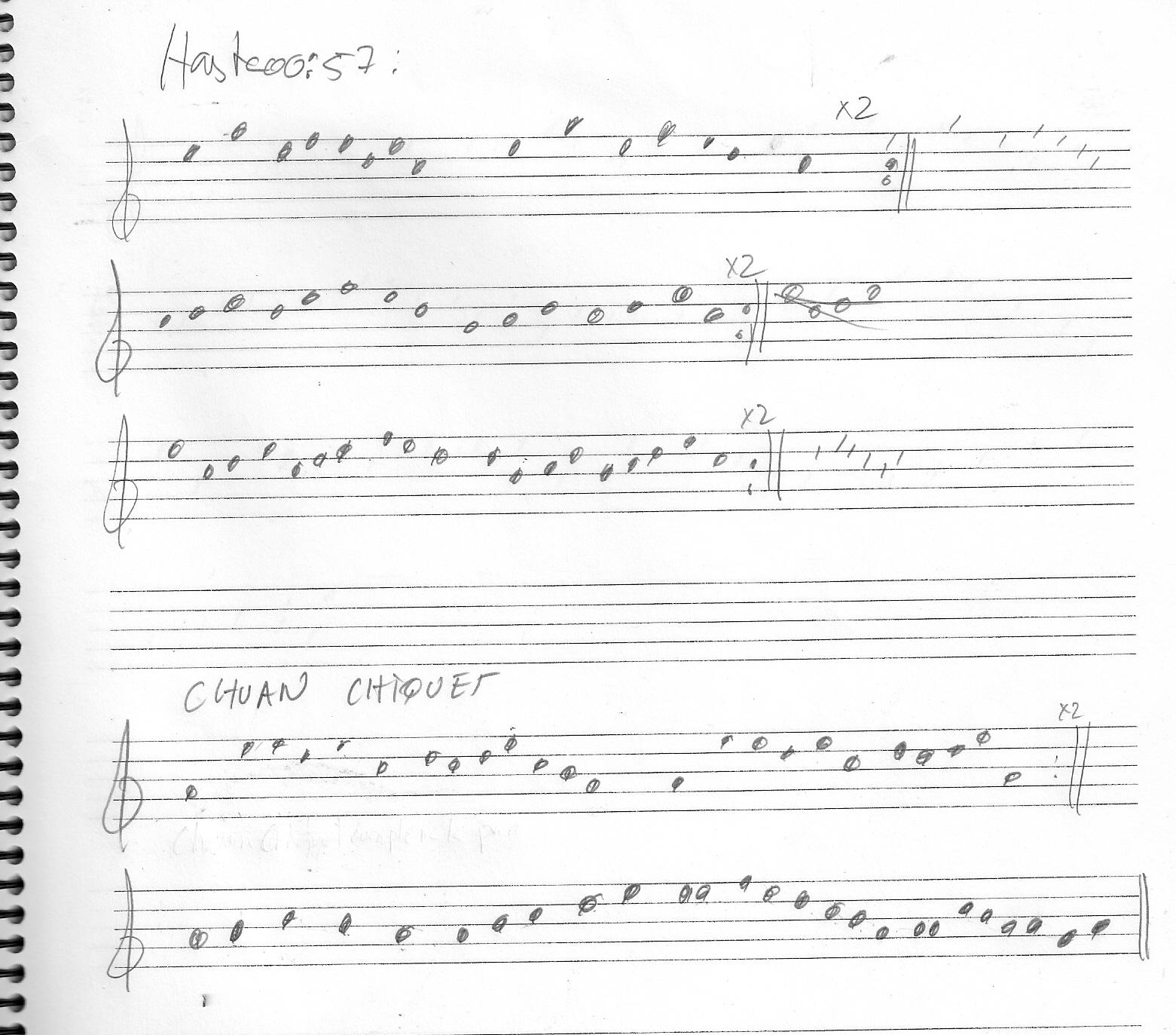 Instrumentos musicales - Página 2 Chuanchi