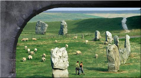 Sacred Geometry of Stone Circles Pilgrimagepanel