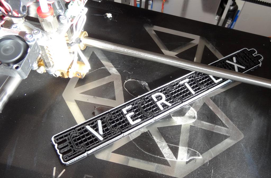 Deuxième extrudeur Bracelet_printing