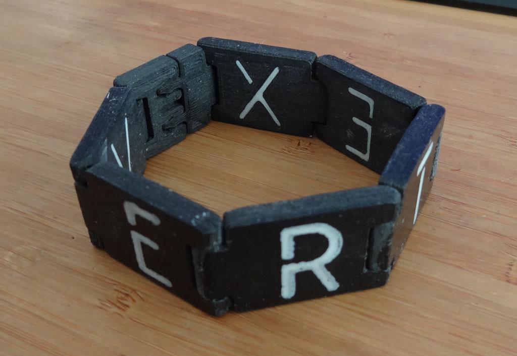 Deuxième extrudeur Vertex_bracelet