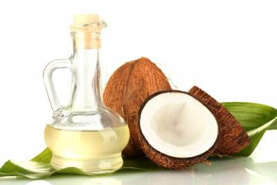 masque huile de coco et bicarbonate de soude Huile-de-coco