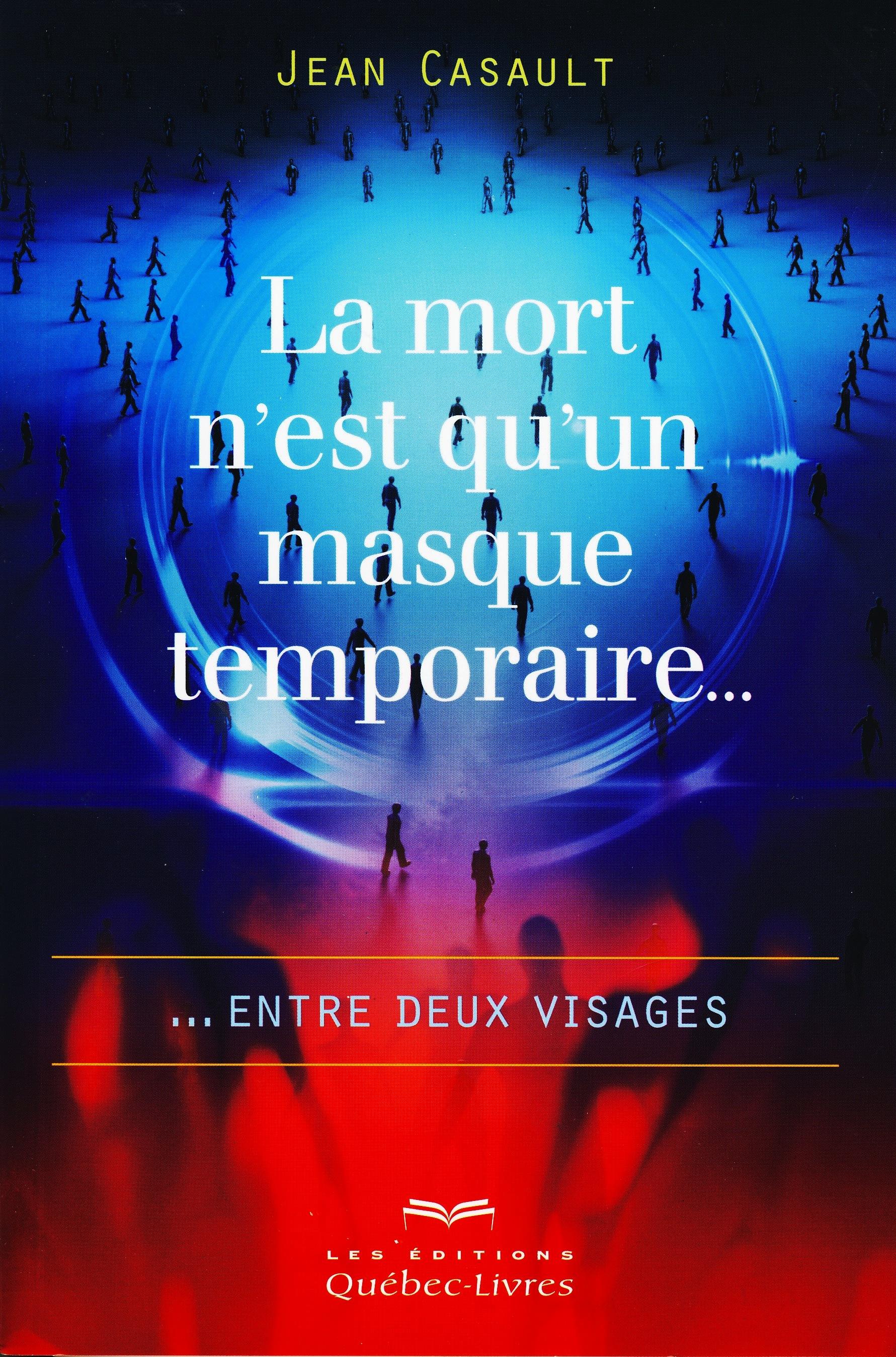 Entrevue avec Jean Casault de Yannick Marceau de CHOI 98.1 Québec Mort-masque