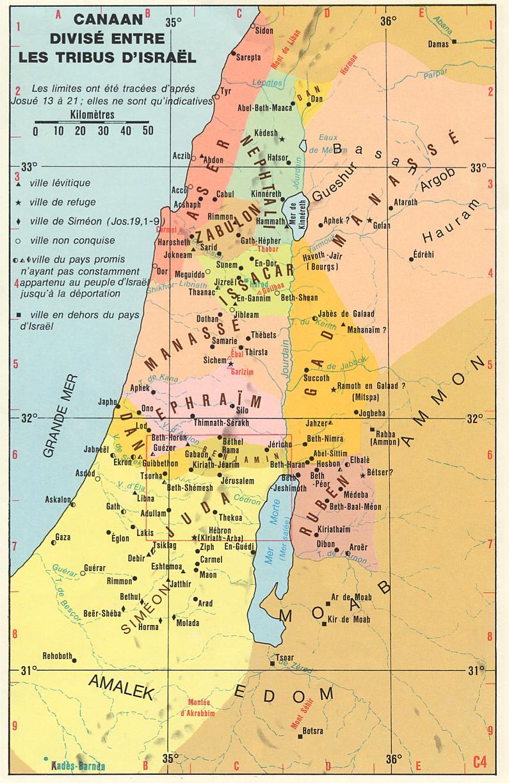 Il parait que les sionistes ont volé l'Etat Palestinien.  Canaan