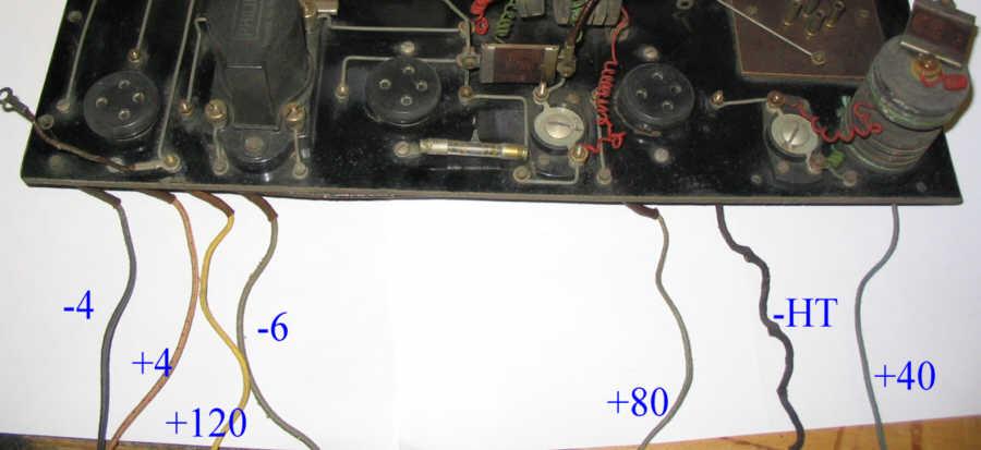 Recepteur portatif 4 lampes sans marque - Premiers essais PG_DC08