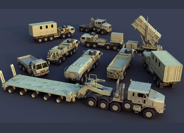 HEMTT A4 لمصر Armytrucks600
