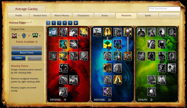 Pre-set talents and stats Scrn_lolMasteryPages