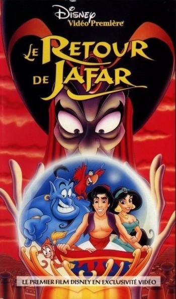 Le Retour de Jafar [DisneyToon - 1994] - Page 2 39affiche