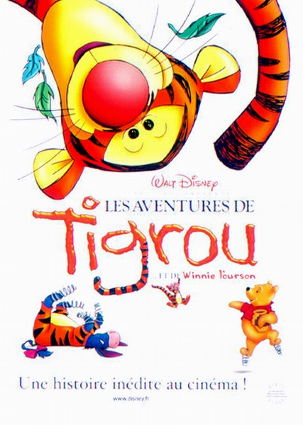 programmes TV Disney hors chaine Disney - Page 5 57Tigrou