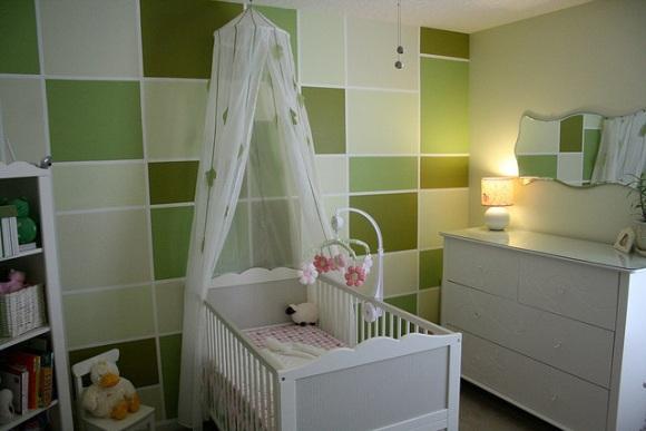 Pour vous : Idée de déco chambre bébé Not-my-kids-nursery