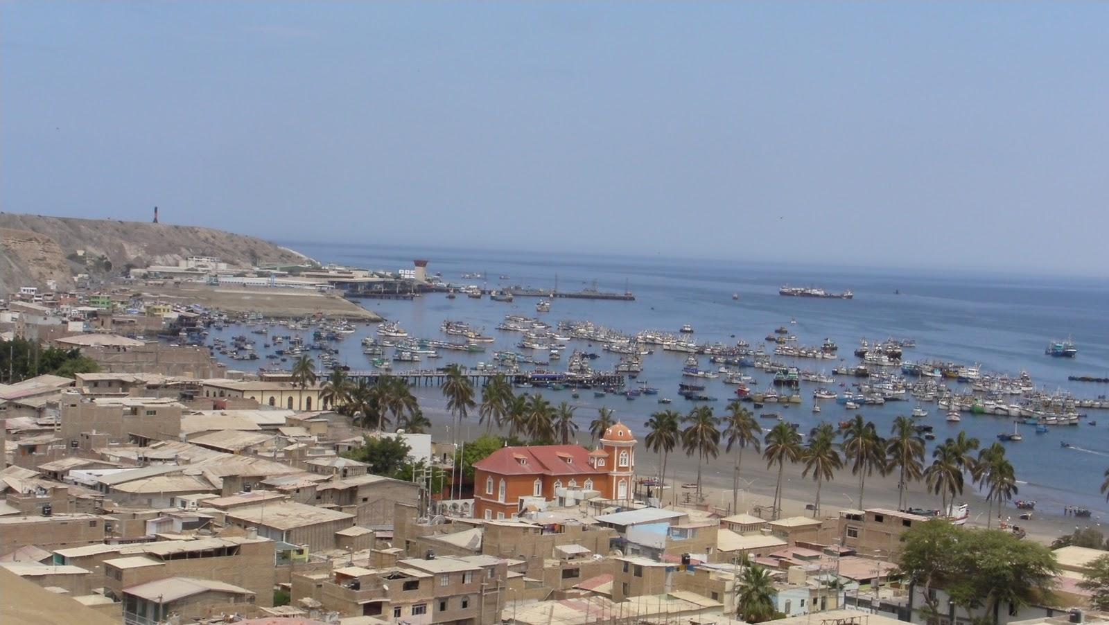 Peru - Page 2 Lovely-port-of-Paita-in-Peru