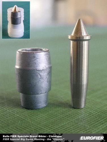 Quelle Balle pour le tir du sanglier dans un Fusil ? FIER-28