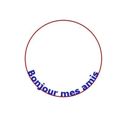 Ecrire en arc de cercle Cercle9