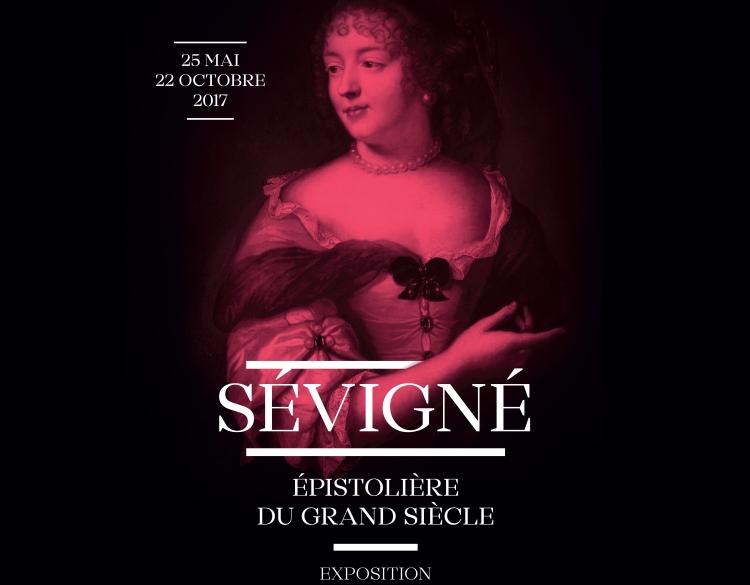 Sévigné, épistolière du Grand Siècle, château de Grignan  Visuel_sevigne_def