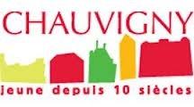 Nouveau logo du Département de la Vienne (2015) Logo_chauvigny