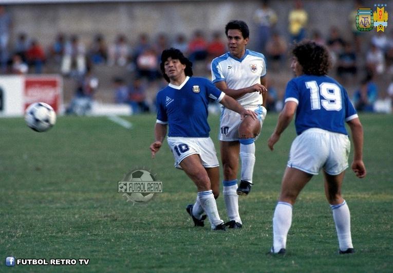 Selección Uruguaya de Fútbol A-aaaaaaaaaaaaaaaaaMaradona-y-Ruben-Paz-ARGENTUNA-vs-URUGUAY-copa-america-1989__jua90swe34rt5