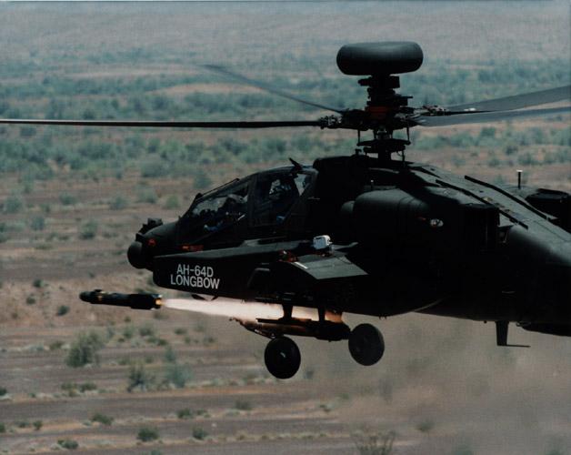 Hélicoptères de combats - Page 3 ApacheHellfire