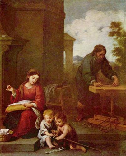 À 27 ans, Thérèse d'Avila est gravement malade.  Elle recourt à St Joseph : 475945224