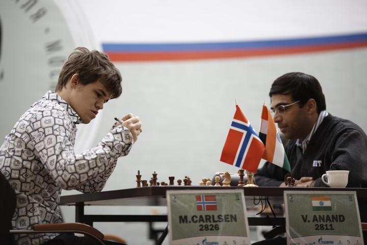 Свен Ма́гнус Ээн Ка́рлсен / Sven Magnus Øen Carlsen 3557