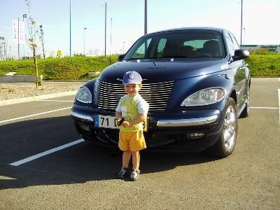 """Pour rouler tous les jours...UN PT CRUISER ou....RIEN....Histoire d'une auto récente """"peu commune"""".... 23bis"""