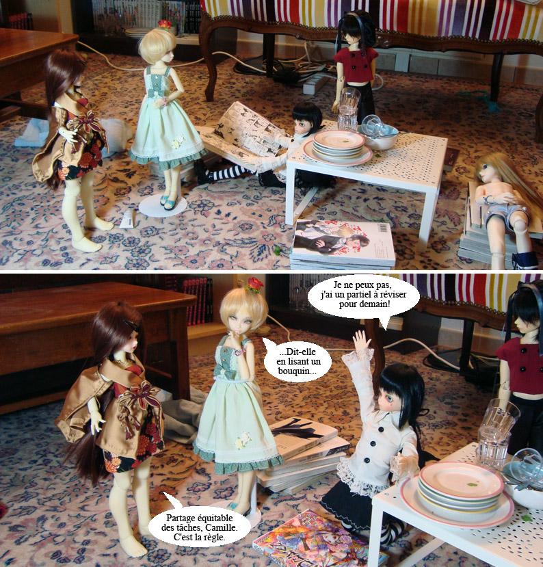 Les coloc. Chapitre 7 page 4 (12 juillet) Coloc010
