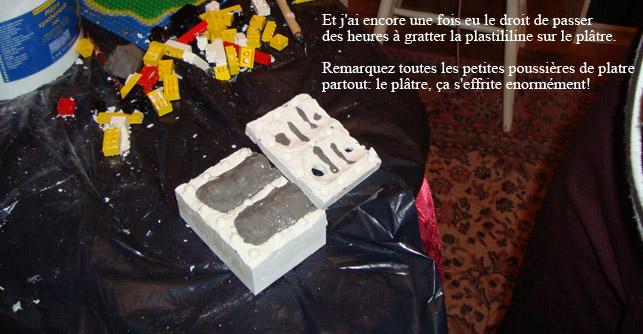 Canelle's doll. blabla retour Ldoll p43 (10/10) - Page 4 Platre13
