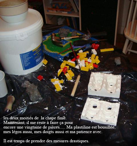 Canelle's doll. blabla retour Ldoll p43 (10/10) - Page 4 Platre14