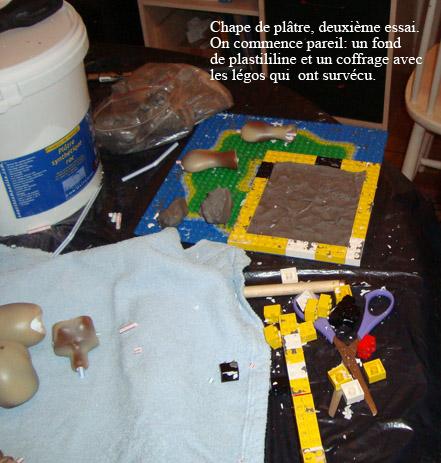 Canelle's doll. blabla retour Ldoll p43 (10/10) - Page 4 Platre15
