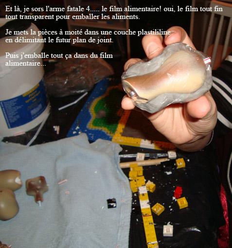 Canelle's doll. blabla retour Ldoll p43 (10/10) - Page 4 Platre16