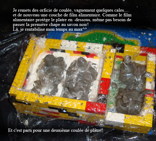 Canelle's doll. blabla retour Ldoll p43 (10/10) - Page 4 Platre23