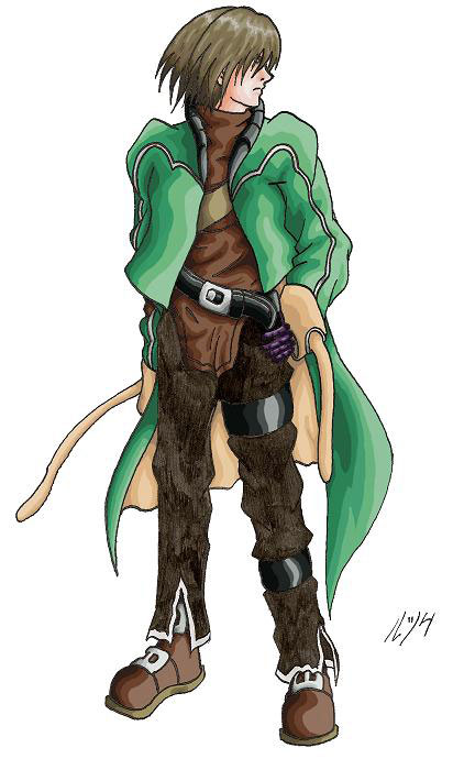 SHER ou Suikoden - The HighEast Rebellion Luc