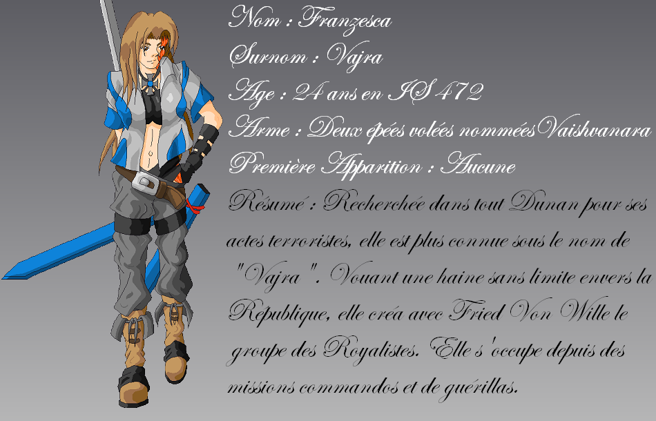 SHER ou Suikoden - The HighEast Rebellion Prsentationfran