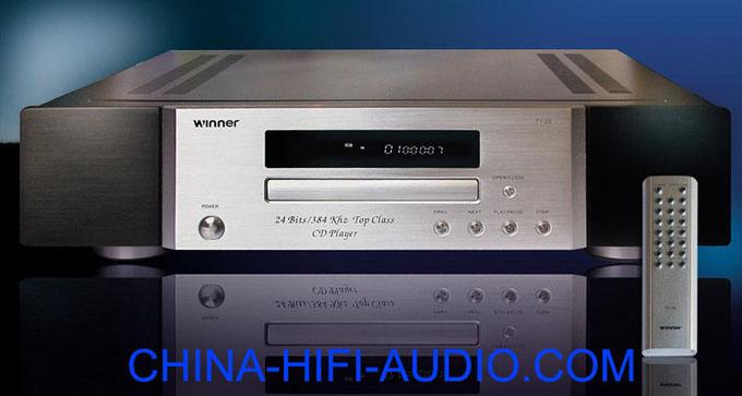REPRODUCTOR WINNER TY20 Informacion ToneWinner-TY-20-CD-HDCD-PLAYER