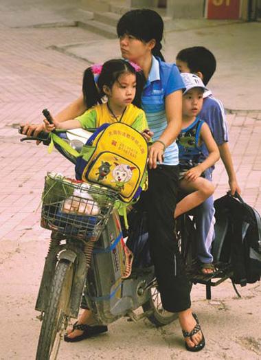 Provincia China prohibe las bicicletas eléctricas durante 6 meses 00221917e13e0f68d4f103