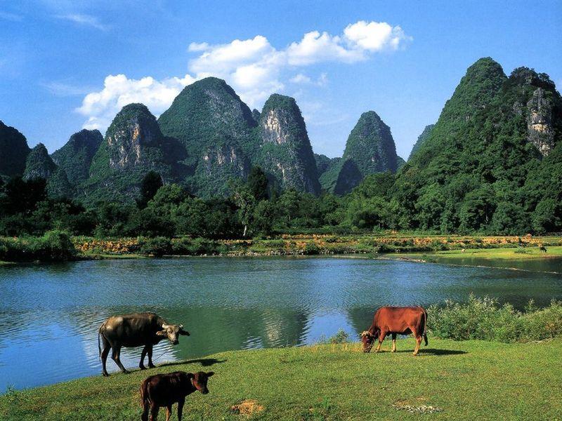 Narodna Republika Kina - Page 3 Li-river-511980