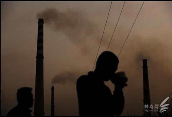 """Bộ ảnh """"Tình trạng ô nhiễm môi trường"""" tại Trung Quốc 20091020luguang03"""