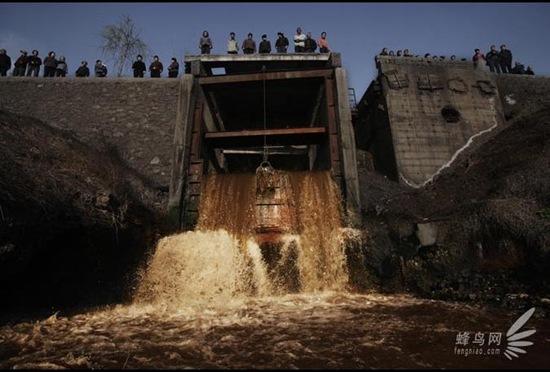 """Bộ ảnh """"Tình trạng ô nhiễm môi trường"""" tại Trung Quốc 20091020luguang05"""